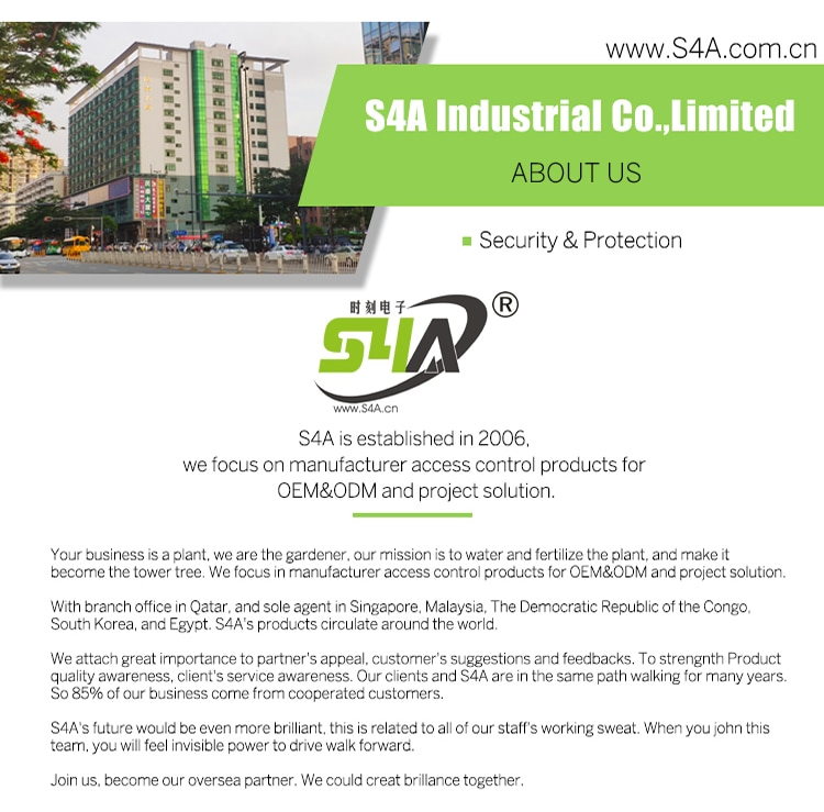About S4A Industrial