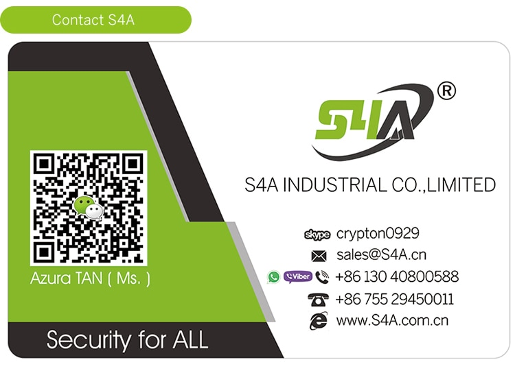 Contact S4A